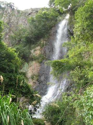 高雪岩瀑布(新昌的瀑布之九) - 江村一老头 - 江村一老头的茅草屋