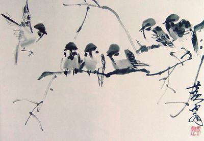 引用 引用 黄胄国画作品集 - 老培 - yujianpei0210的博客