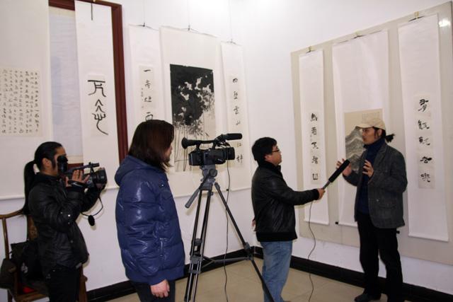 境象五人画展(第三回)在成都开幕 - 张公者 - 张公者