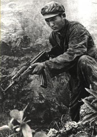 对越作战经典纪实之:打掉越军神出鬼没的炮兵机动队 - 吴荣堂 - 吴荣堂的博客