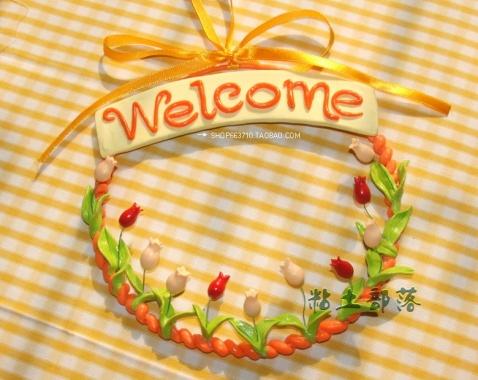 【转载】最近给客户设计制作的门牌 - 栀子 - 栀子的博客