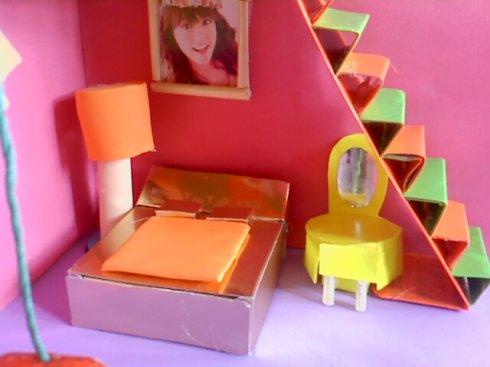 用鞋盒做手工_用纸盒做小房子图解图片 编发 ...