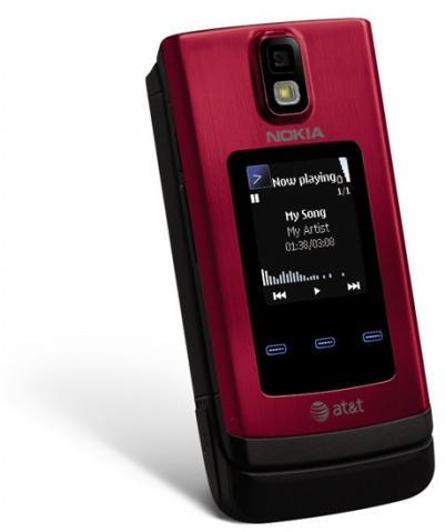 不让T-Mobile专属——诺基亚6650 ATT发布 - 小魔怪 - Nokia 诺基亚