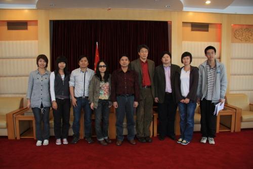 广东外语外贸大学、南方都市报、南方文坛 前天举办 - 杨克 - 杨克博客