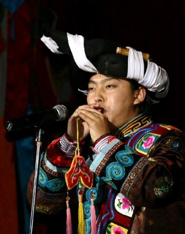 羌笛悠悠情悠悠(原创) - li-qy - 行吟天涯:旅游·少数民族文化