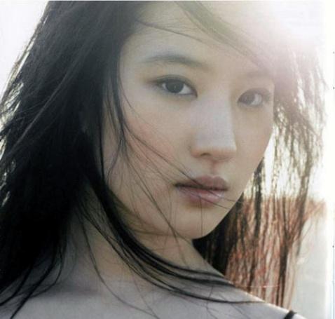 刘亦菲之风彩 - 阳光梦想yg22.com