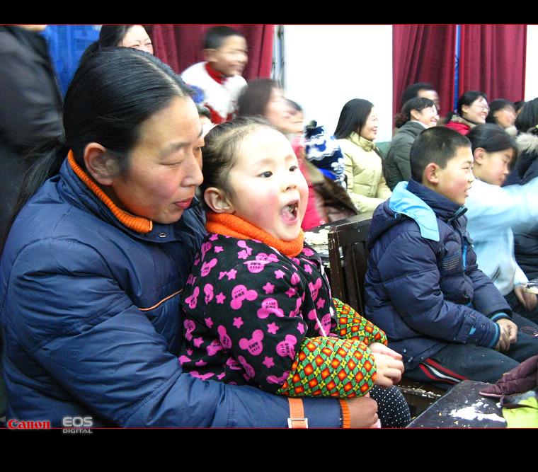 我们的狂欢盛宴--九中元旦联欢 - 漂泊   - 漂泊的博客