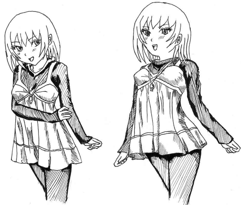 练习 - aiiiiiiiii - 我喜欢画画漫画...