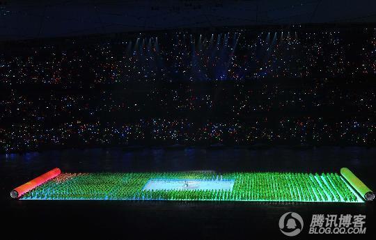 北京奥运会,伟大梦想的实现  - 【七-七】 - 【七-七】的博客