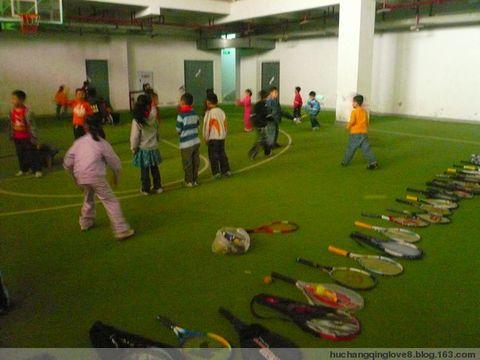 儿童网球启蒙教育 - 快乐网球 - 胡长青 重庆快乐网球的博客