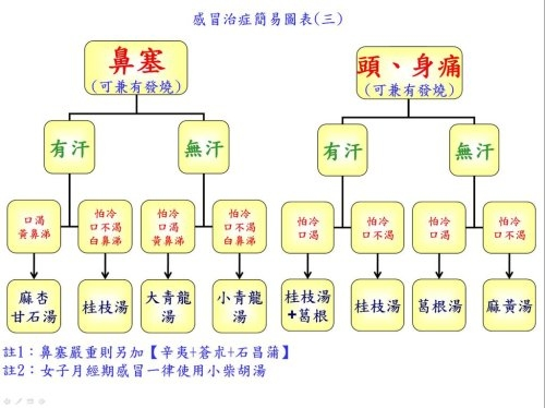 可能是治疗感冒最全面、最有效、最好的方法 - xiangbalao1964 - 寻宝神奇的古中医