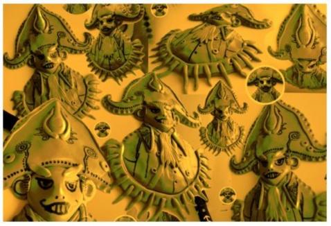 [转]《浩沙的面具世界》《浩沙的帽子王国》 - 维京 - 维京的插画世界