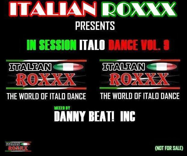 VA Italian Roxxx Present In Session Italo Dance Vol. 9 - 意大利铁匠 - 分享劲爽节奏--XINBO21