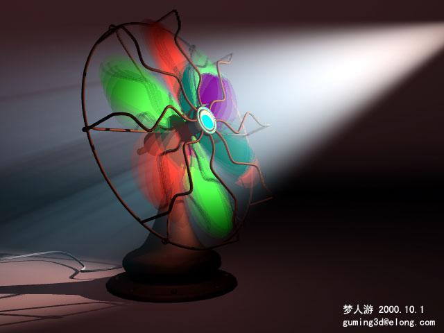 很久以前玩3D时做的东东 - bldr - Georges blog