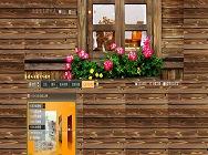 浪漫小木屋
