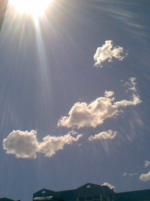 天堂的念【疏勒河的红柳原创】 - 疏勒河的红柳 - 疏勒河的红柳