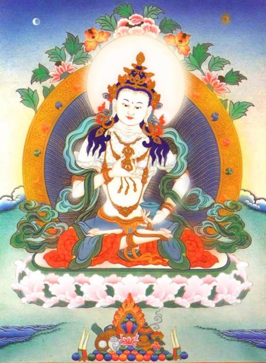 《金刚萨埵修法如意宝珠》讲记(旧) - 现喜 - 共修金刚萨埵心咒