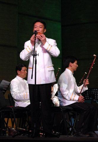 诗源指挥的民乐合奏《瑶族舞曲》