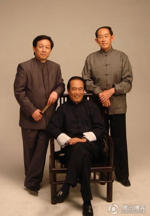 """百家讲坛之""""三剑客""""、""""四人帮"""" - daigaole101 - 我的博客"""