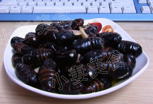 两道家常菜---红烧羊排 爆炒茧蛹 - 开心如意 - 开心如意的博客