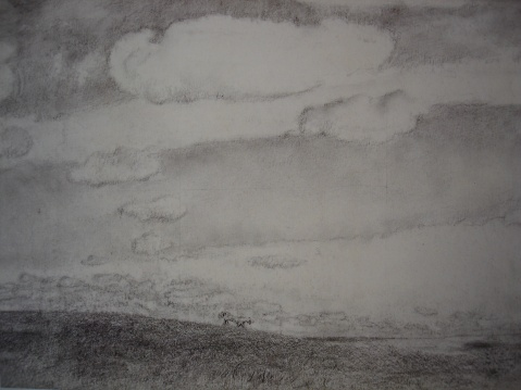 朝戈作品 - 水木白艺术坊 - 贵阳 画室 高考美术培训
