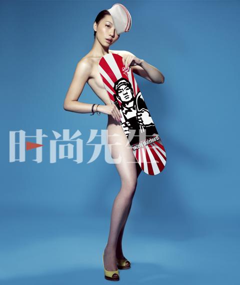 时尚先生年度巨献——北京丫头(上) - 《时尚先生》 - hiesquire 的博客