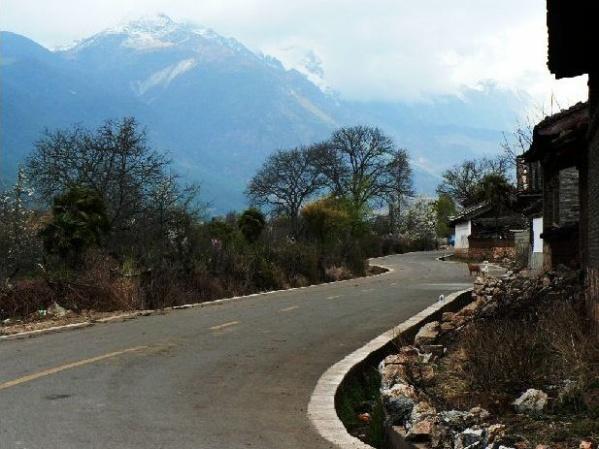 雪山脚下的村庄 - 一一 - 无色眼影