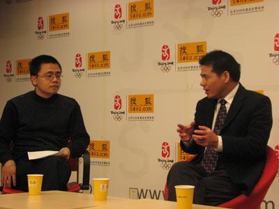 蒋锡培:将继续做天使投资 看好互联网新兴项目