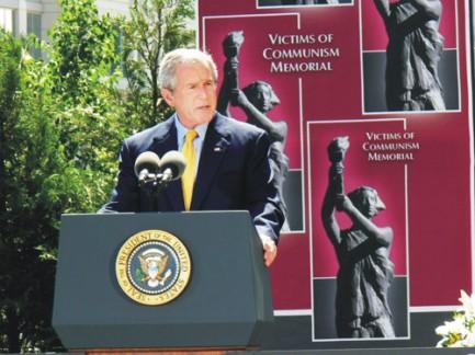 精彩博文转载:曦古《布什总统是伟大的!》 - am的博克 - am的博克
