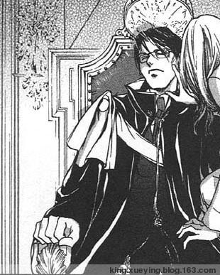 毒伯爵该隐人物截图 - 雪影 - 重火宫