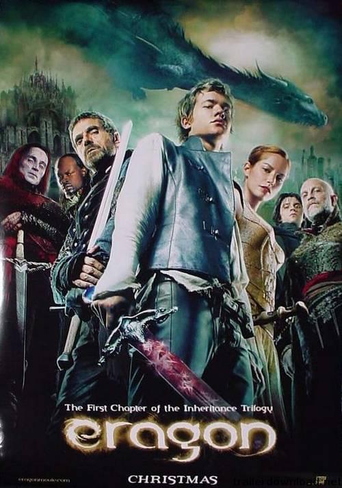资料图片:影片《龙骑士》精美海报(14)