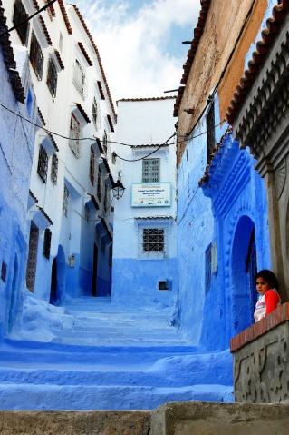 [美图] 大自然的神奇色彩(1) 令人沉醉的蓝色(下) - 路人@行者 - 路人@行者