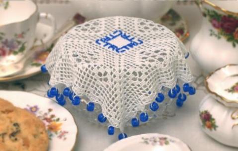 美丽编织收藏之九--单元花和装饰小花 - 叶飘香 - 叶飘香的博客