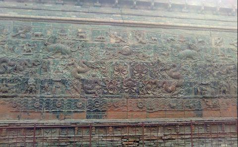 引用 解州关帝庙建筑艺术 - 杨毅 - 尚义轩杨毅剪纸