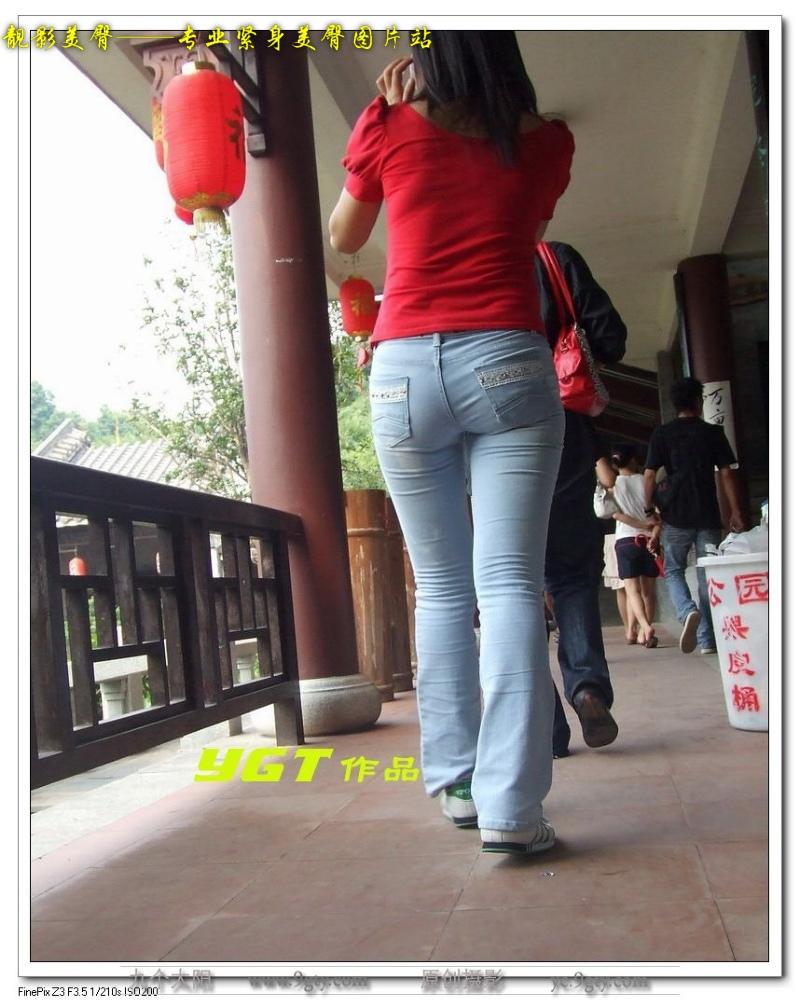 〖2月2日首发〗红衣牛仔裤妹妹,PP好大好性感!!「YGT作品」(3P) - mbmbm - mbmbm的博客