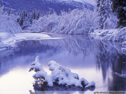 下雪了 - 蓝风 - 聆听-----天籁