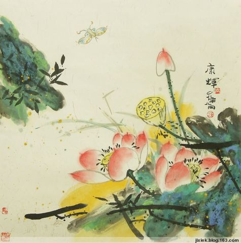 画家康辉作品2008年12月19日 - 画家康辉 - 画家康辉