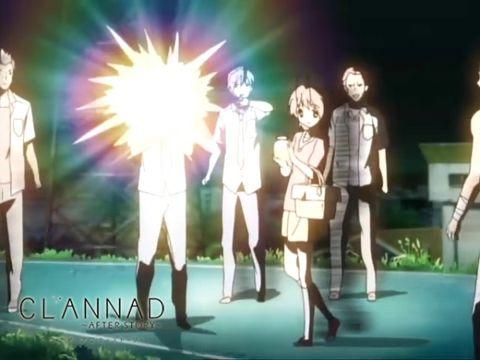 CLANNAD AS 08 勇敢的战斗 - njken2006 - Ive no sekai