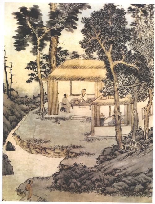 茶、瓷、丝的三位一体——华夏帝国的器物贸易 - 朱大可 - 朱大可的博客
