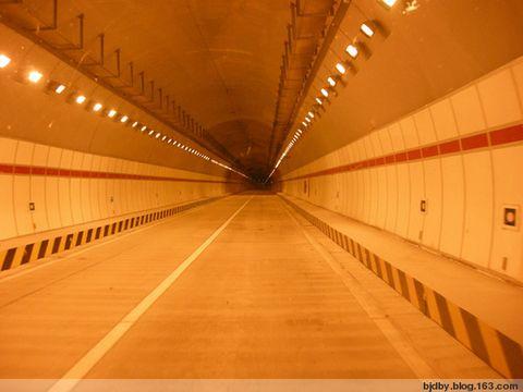 【原】亚洲第一公路隧道:钟南山隧道图片 - 犇犇牛 - --