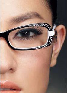 眼镜妆容放大你的双眼 - 沈龙 - 沈龙