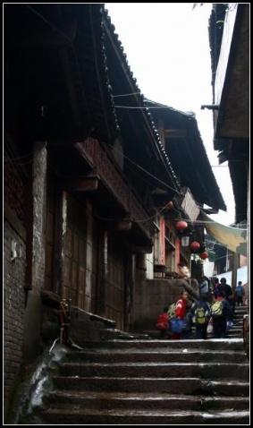 寂寞的狮市古镇 - 荫子 - xshan.33的博客