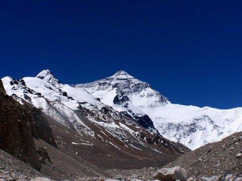 别样风情游西藏:19徒步珠峰(14) - 建龙 - 莫问回程