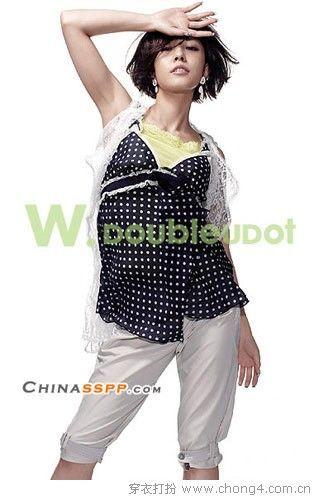 明星美女吊带装展示(图文) - 凤英     - 凤英精品内衣超市