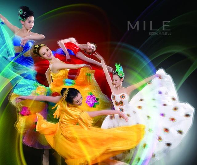 焕彩盛舞 - 米乐 - 摄影师米乐的博客