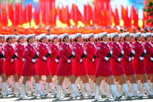 国庆阅兵12个精彩瞬间 - 毛启盈 - 毛启盈的博客