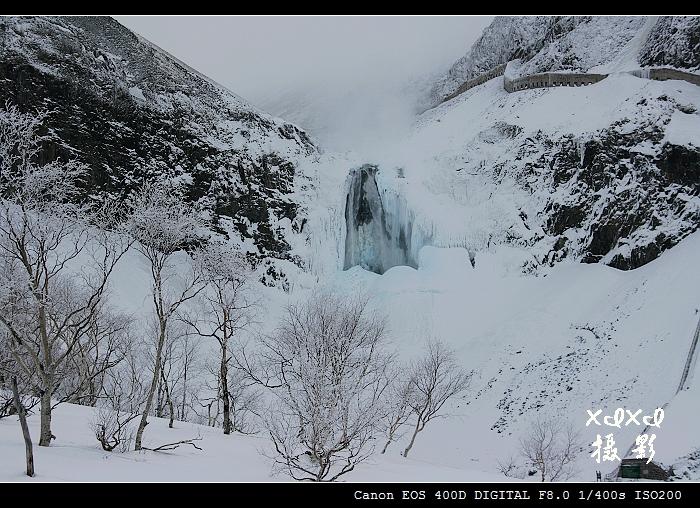 【穿越东北】 14、长白瀑布 - xixi - 老孟(xixi)旅游摄影博客