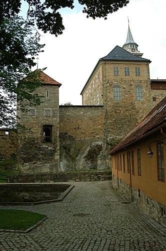 奥斯陆___阿克斯胡斯城堡 - 西樱 - 走马观景