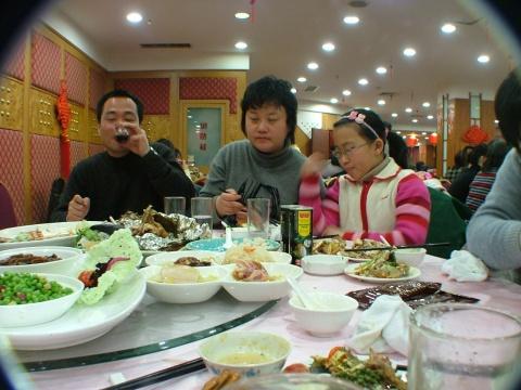 年夜饭我眼中的姐姐 - 宸欢 - 张宸欢的网家家