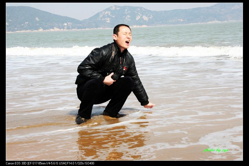 浅尝海水百步沙【原】 - 自由诗 - 人文历史自然 诗词曲赋杂谈